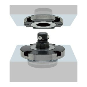 Compact Zero Point System! Pneumatic Flex Locators-Image