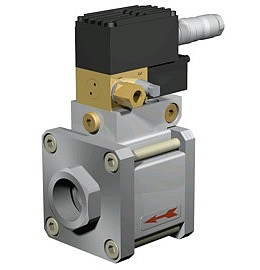 Pressure Control Valves in superior co-ax design-Image