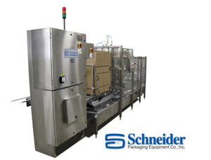 Schneider Packaging Food-Friendly Case Packer-Image