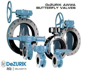 AWWA Butterfly Valves-Image