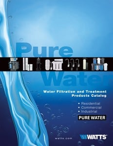 Simple, Streamlined Water Filtration Systems-Image