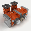 Rack and Pinion Drive - Planetary Reducers-Image