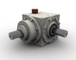 Spiral-Bevel Gearboxes - Z-Series -Image