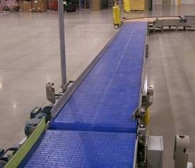 Heavy Duty Plastic Belt Conveyors-Image