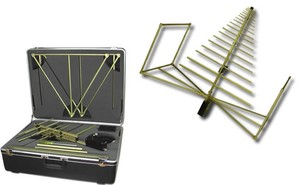 Folding Bilogical Antennas-Image