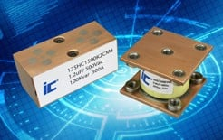 Conduction Cooled Capacitors for Massive Current -Image