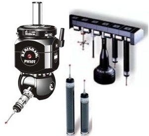 CMM Probes, Styli and Accessories-Image