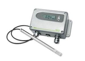 Humidity/Temperature Transmitter up to 120°C-Image