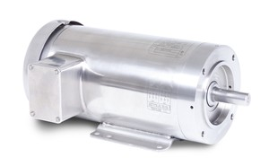 Stainless Steel Premium-Efficiency Washdown Motors-Image
