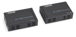 Video Extender: HDMI and IR-Image