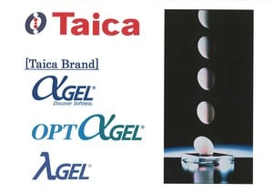 Taica Brand : NEW Alpha GEL series -Image
