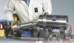 Spindle Repair/Rebuild capabilities - machine tool-Image