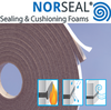 Norseal FS1000 : intumescent, airtight, watertight-Image