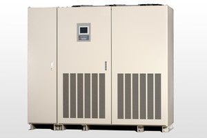 Efficient True On-Line Double Conversion UPS-Image