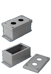 Push Button Enclosure-Image