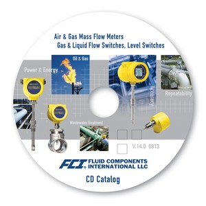 New FCI CD Catalog: Measurement Solutions-Image