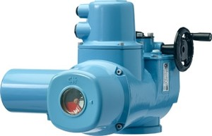 CK modular design electric valve actuators-Image