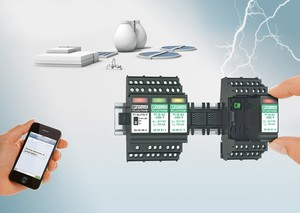 Intelligent MCR Surge Protection Device-Image