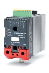Single Phase Advanced SCR Power Controller -Image