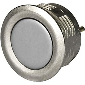 Robust metal tactile switch with 16 mm mounting-Image