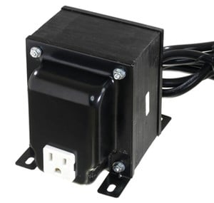 1000VA Isolation Transformer 115V-115V w/ground -Image