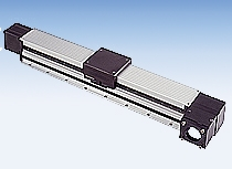 120 series Belt Driven Slides from Lintech-Image