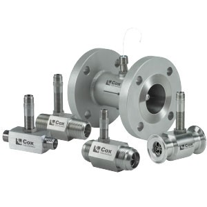 Cox® Precision Turbine Flow Meters-Image