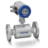 Ultrasonic Flowmeters for Demanding Applications from KROHNE Messtechnik