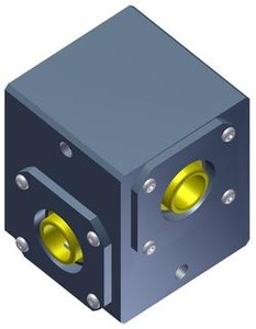 Insert-A-Shaft® Series 15 Right Angle Gearboxes-Image