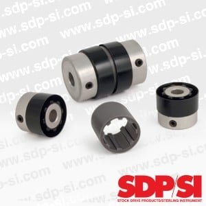 Splined Sleeve Type Flexible Couplings-Image