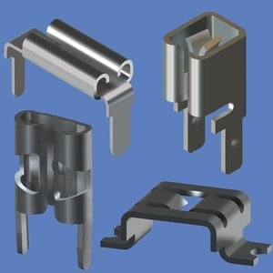 UL Auto Blade Fuse Clips-Image