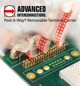 Peel-A-Way® Board to Board Connectors-Image
