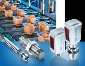 Photo & Inductive Sensors for Food and Beverage-Image