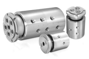 APS Series Stainless Steel Rotary Unions-Image