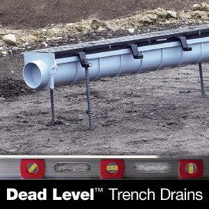 Dead Level Trench Drain System-Image