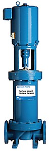 Surface Mount Vertical Turbine (SMVT) Pumps -Image