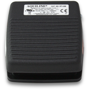 AQUILINE foot switch -Image