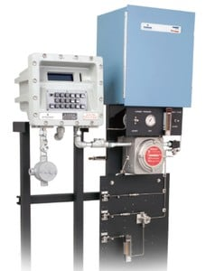 Model 500 Natural Gas Chromatograph-Image
