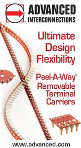 Customized Peel-A-Way® Removable Terminal Carriers-Image