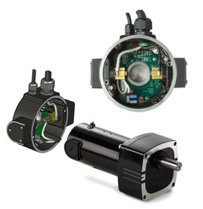 New Brush-Life Sensor for DC Gearmotors & Motors -Image