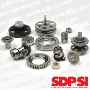 Precision Gears and Gear Assemblies Made to Order-Image