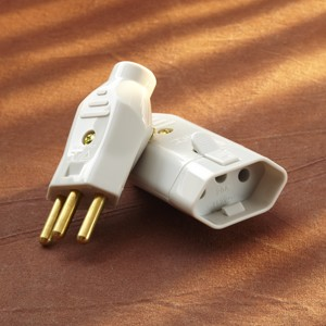 Rewireable Plug and Connector for Brazil-Image