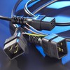 IEC 60320 Sheet I Jumper Cord Sets and Power Cords-Image