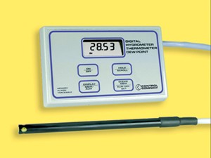 Traceable® Humidity/Temperature/ Dew Point Meter -Image