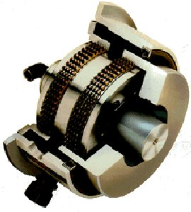 Model 0-123 - Hydraulic Combination Clutch/Brake-Image