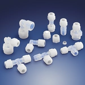 Qosina Adds over 90 Compression Fittings-Image