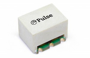 RF Directional Couplers & Splitters from Pulse Electronics Corporation