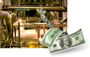 Compressed Air Energy Savings- Find Wasted Cash-Image