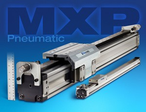 MXP Pneumatic Rodless Cylinders Now in 18 Models-Image
