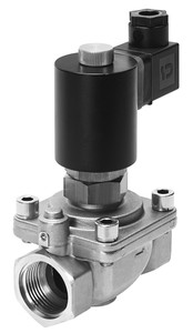 VZWF A Force Pilot Operated Solenoid Valve-Image